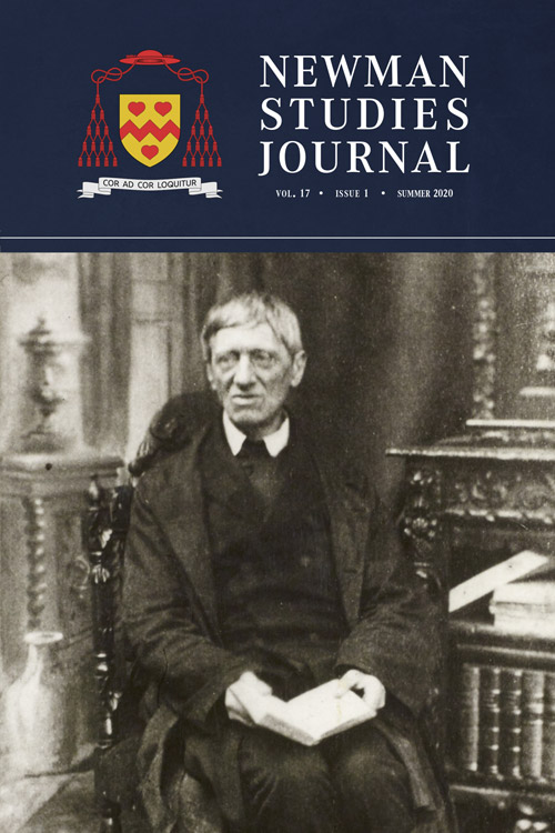Newman Studies Journal